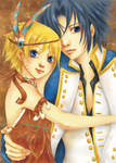 we are love:sasunaru