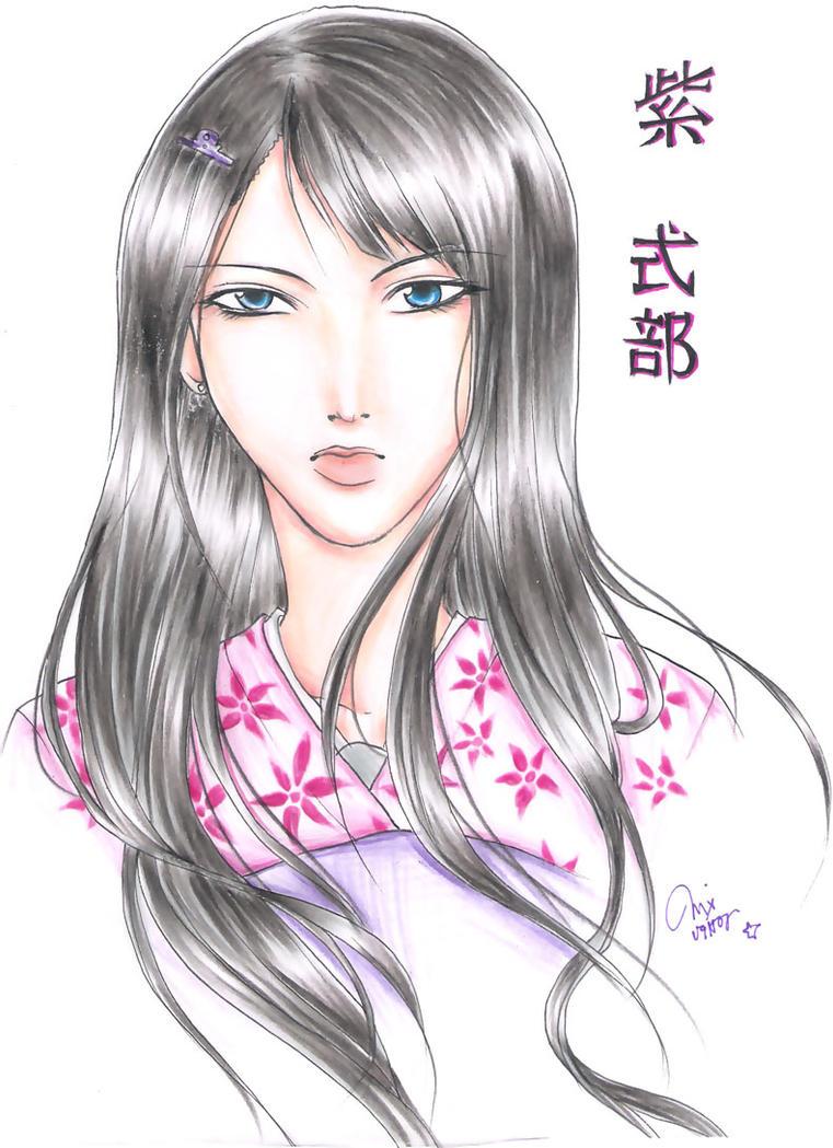 murasaki shikibu Lady murasaki (or simply murasaki) is a character in hannibal rising she is the widowed wife of.