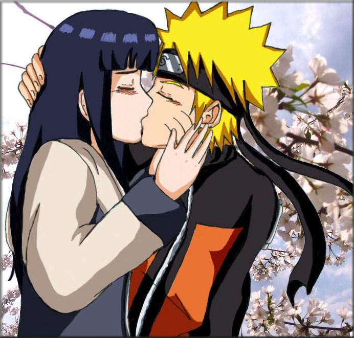 List Of Synonyms And Antonyms Of The Word: Naruhina Kiss