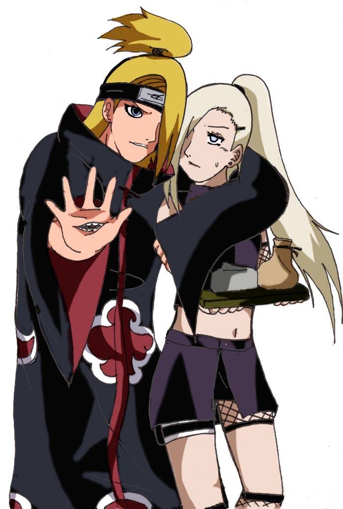 Deidara - Naruto Wiki - La enciclopedia Ninja