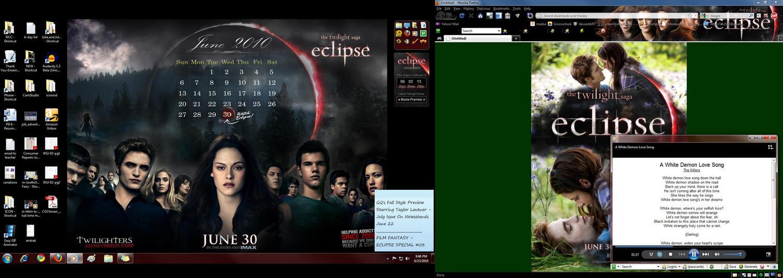 Twilight Saga Eclipse Desktop by timberwolf90