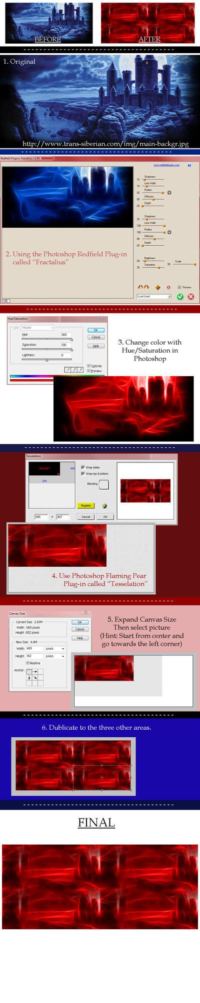 Fractalius+TessellationPlug-in by timberwolf90