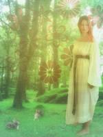 Ostara 2013 by rainbowgryphon