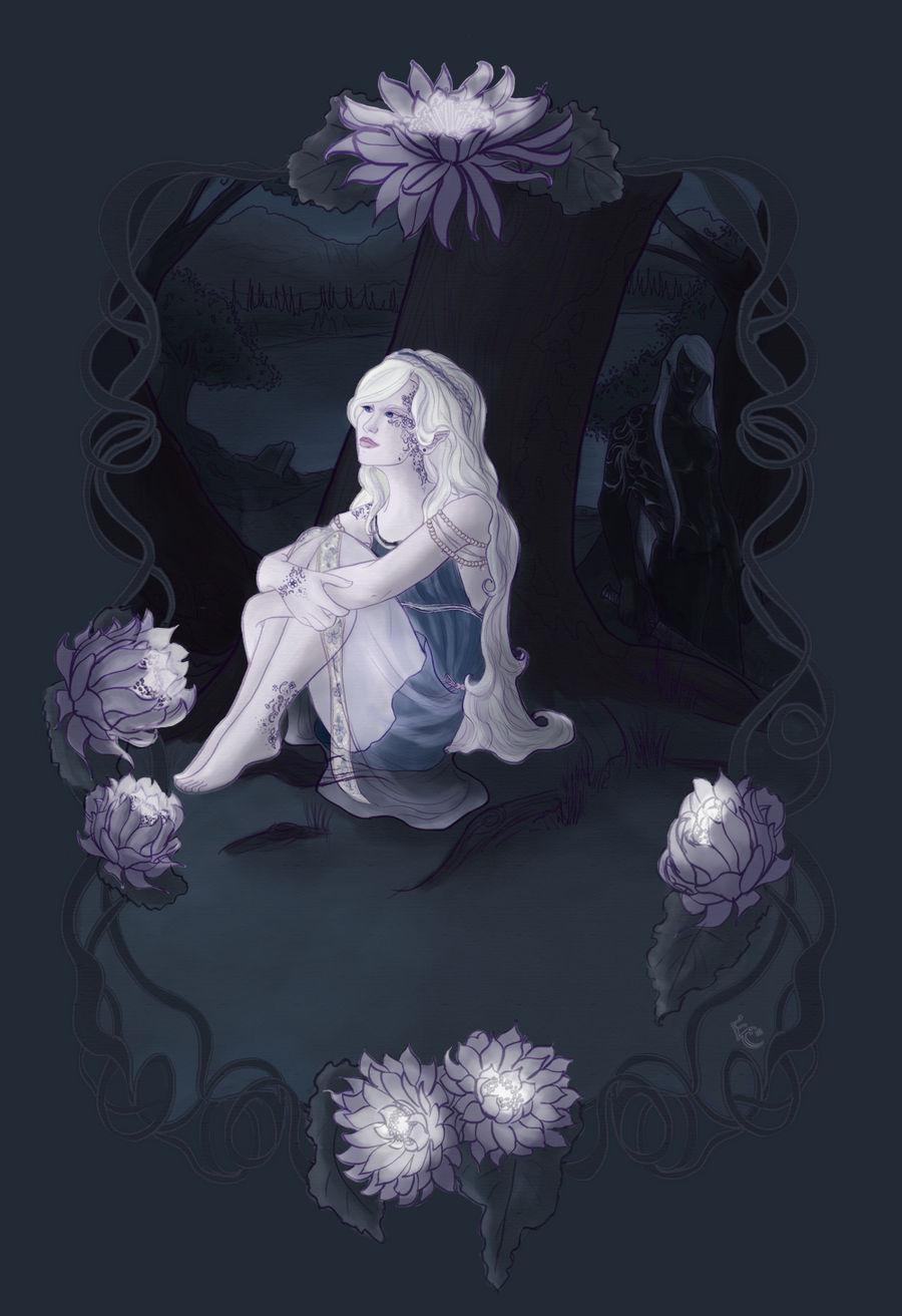 Please Stay - Final Illustration