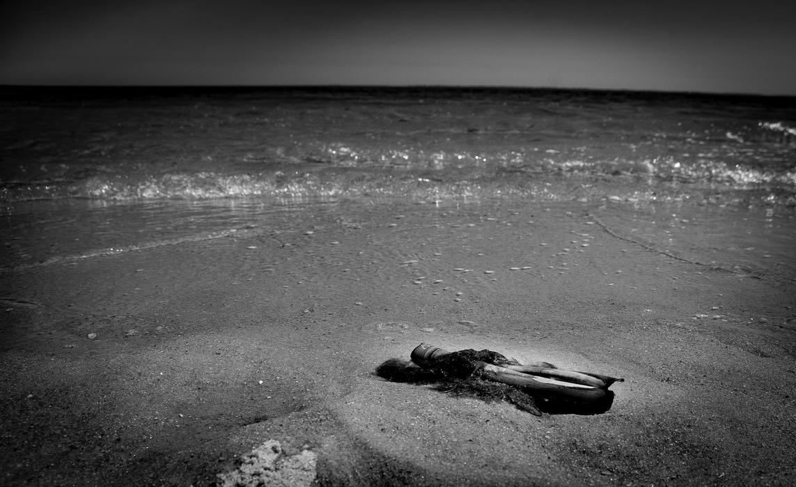 Washed up... by Blizzard1975