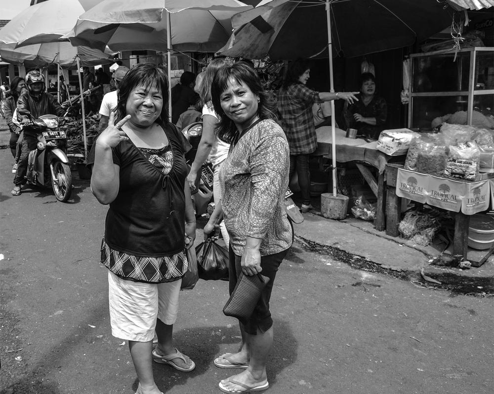 On the streets of Indonesia by Blizzard1975