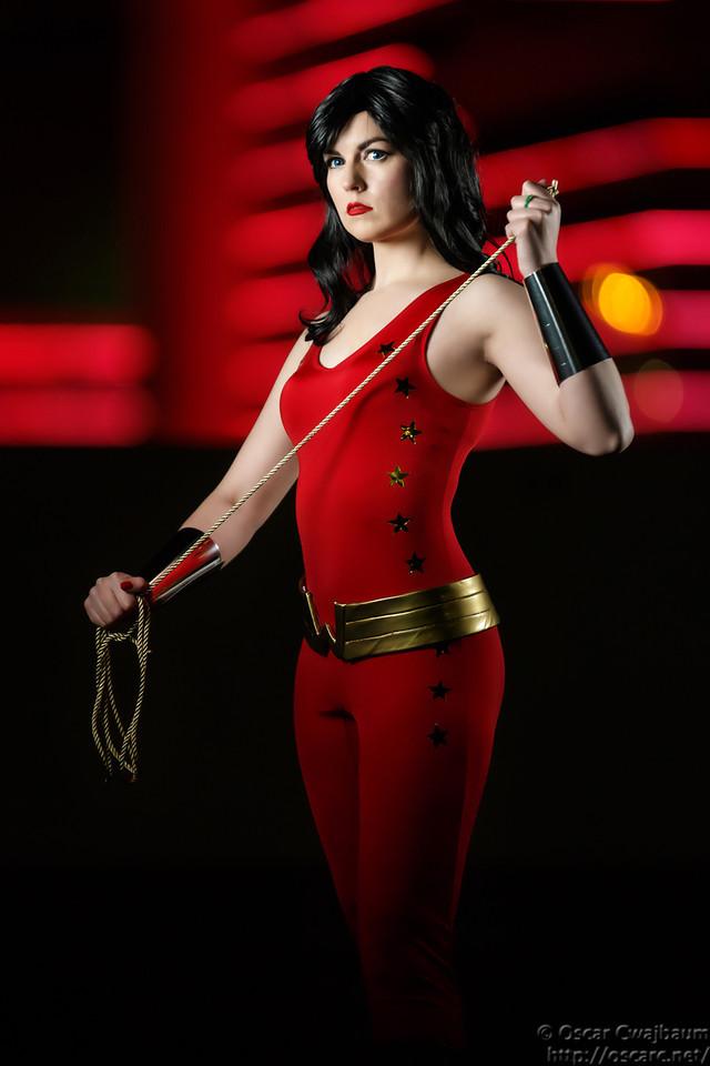 Wonder Girl by LadyStaba