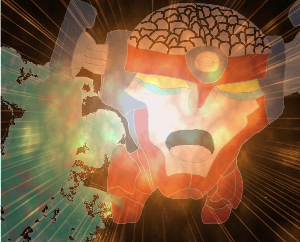Mecha Ranger: Lagann by Thaeonblade