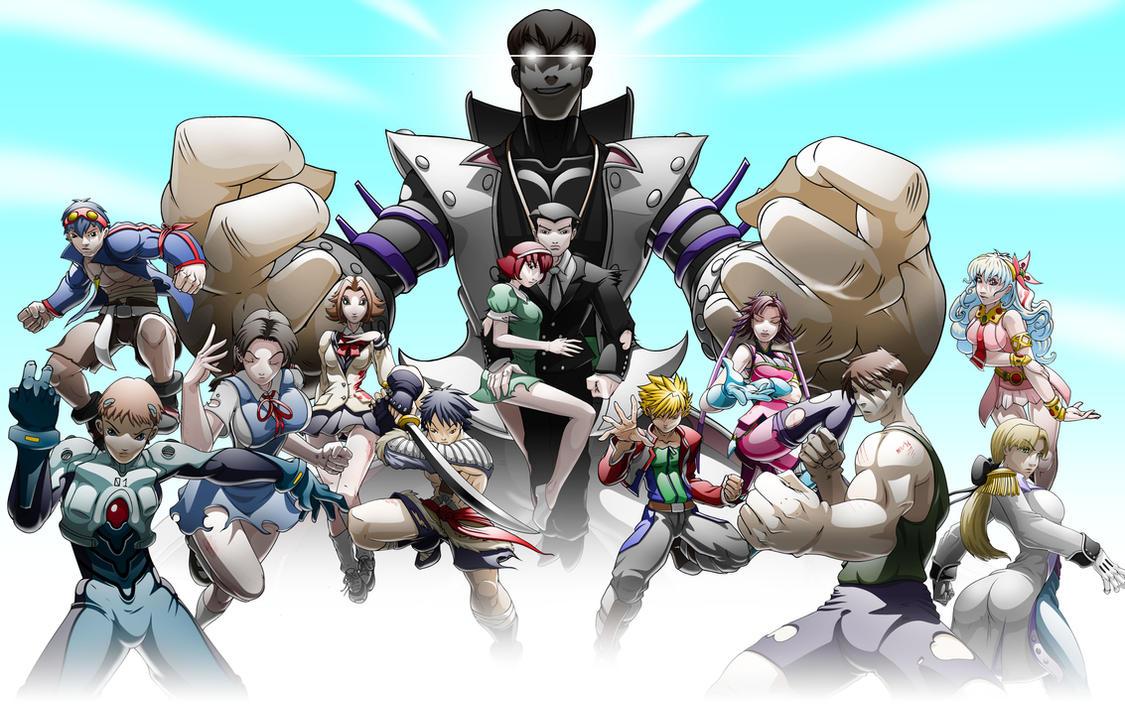 Kaiba's Mighty Morphin Mecha Rangers by Thaeonblade