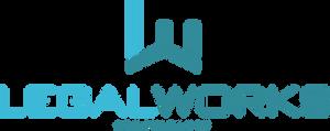 Logo Legal Works by MultiVukovic