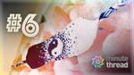 Friendship Bracelet #6 (Yin-Yang) by minutethread
