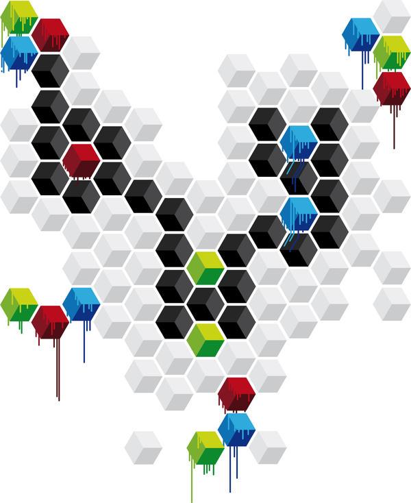 bky cubes by oOo-n3o-oOo