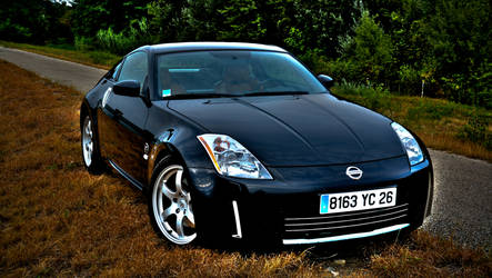 Nissan 350Z HDR 2