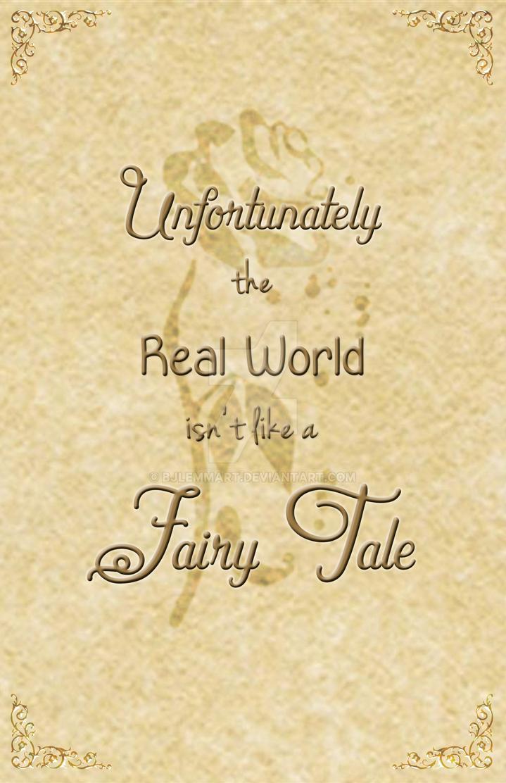 Fairy Tale by BjLemmart