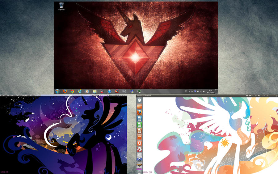 My wallpapers by Freudski