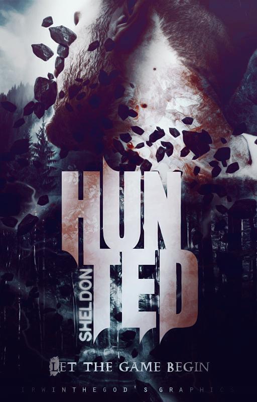 Hunted Wattpad Cover By Irwinthegod On Deviantart