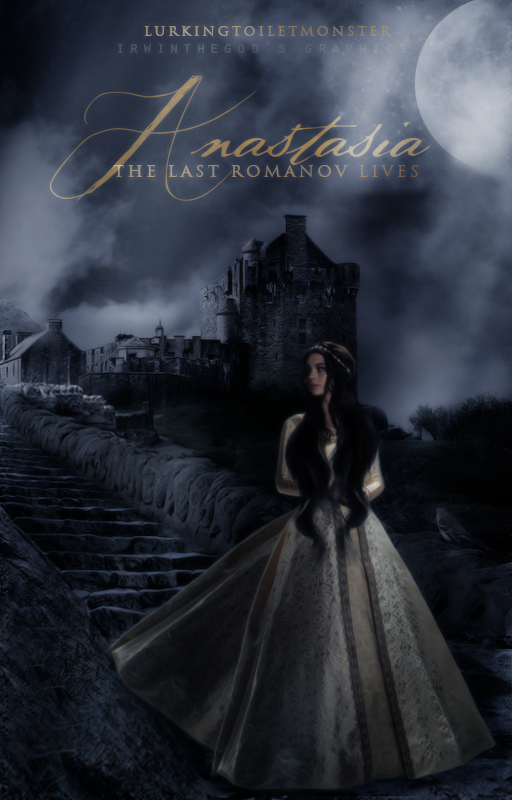 Book Cover Black Hair : Anastasia wattpad book cover by irwinthegod on deviantart