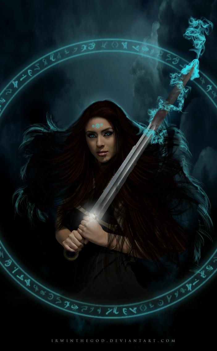 Bronzed Sword by irwinthegod