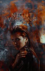 Night Visions    Wattpad Cover