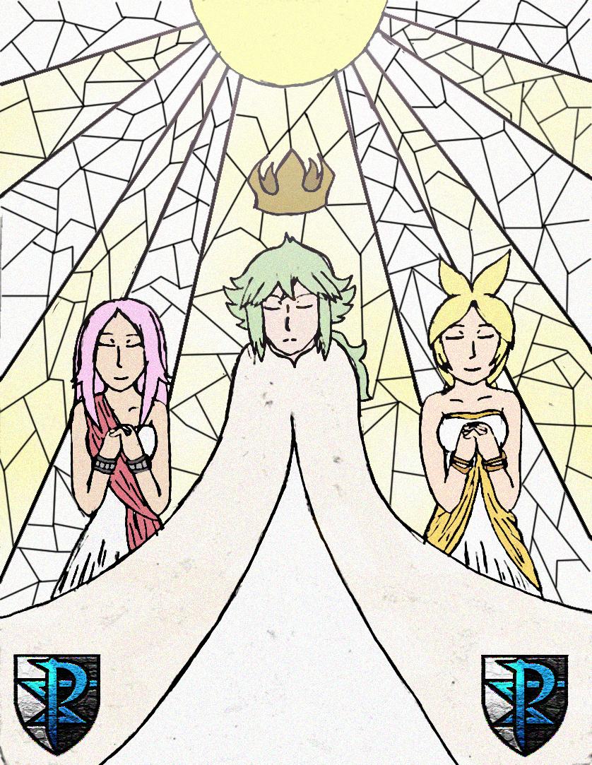 Coronation by IamaCutie
