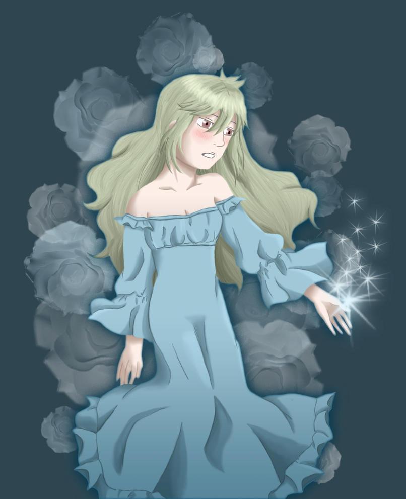 Mysterious Innocence by IamaCutie