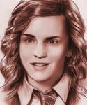 Emma Watson by baslergrafik