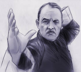 John Hillerman / Higgins
