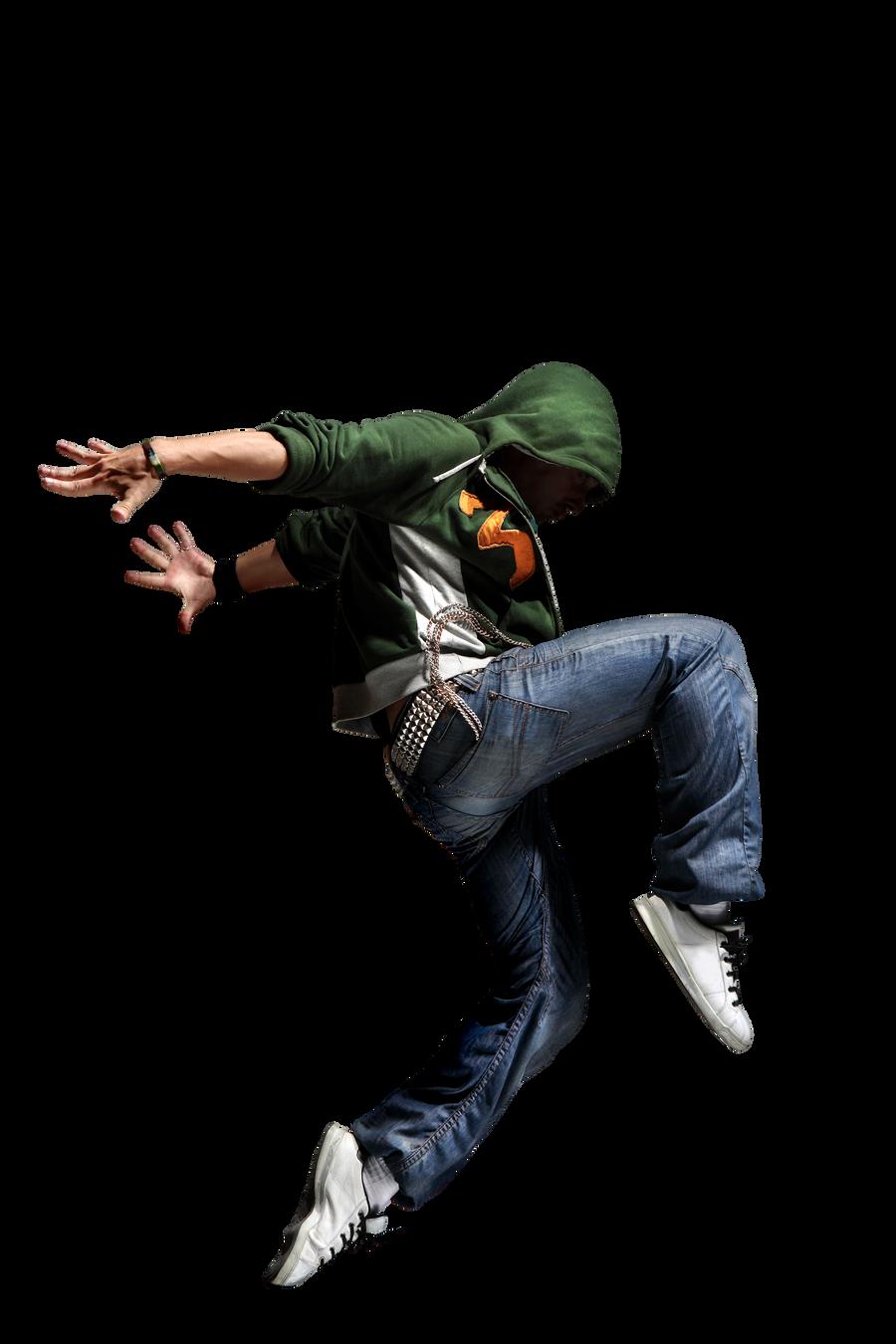 Break Dance Render