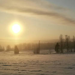 Winter's Sun