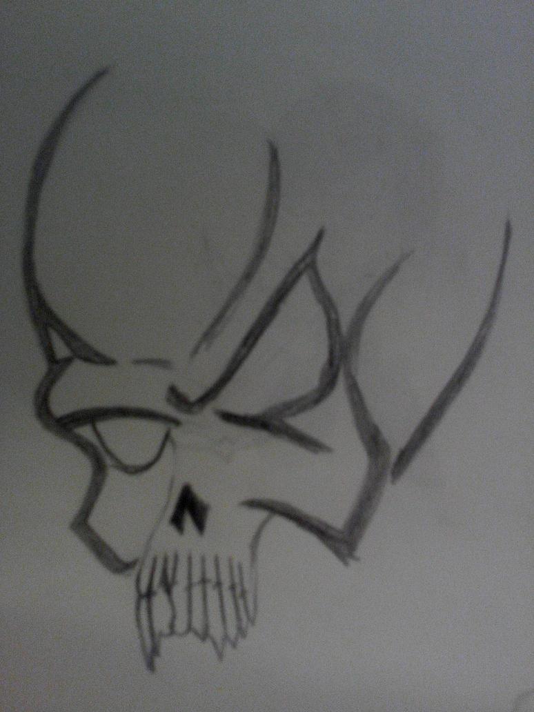 Skull by FractureBountyHunter