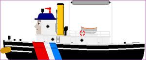 Coast Guard Cutter Tug
