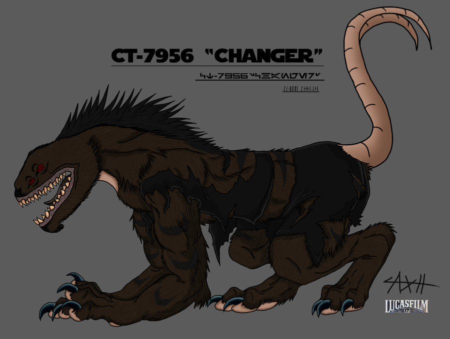 CT-7956 Changer, Nexu form closer look by AxelHonoo ...
