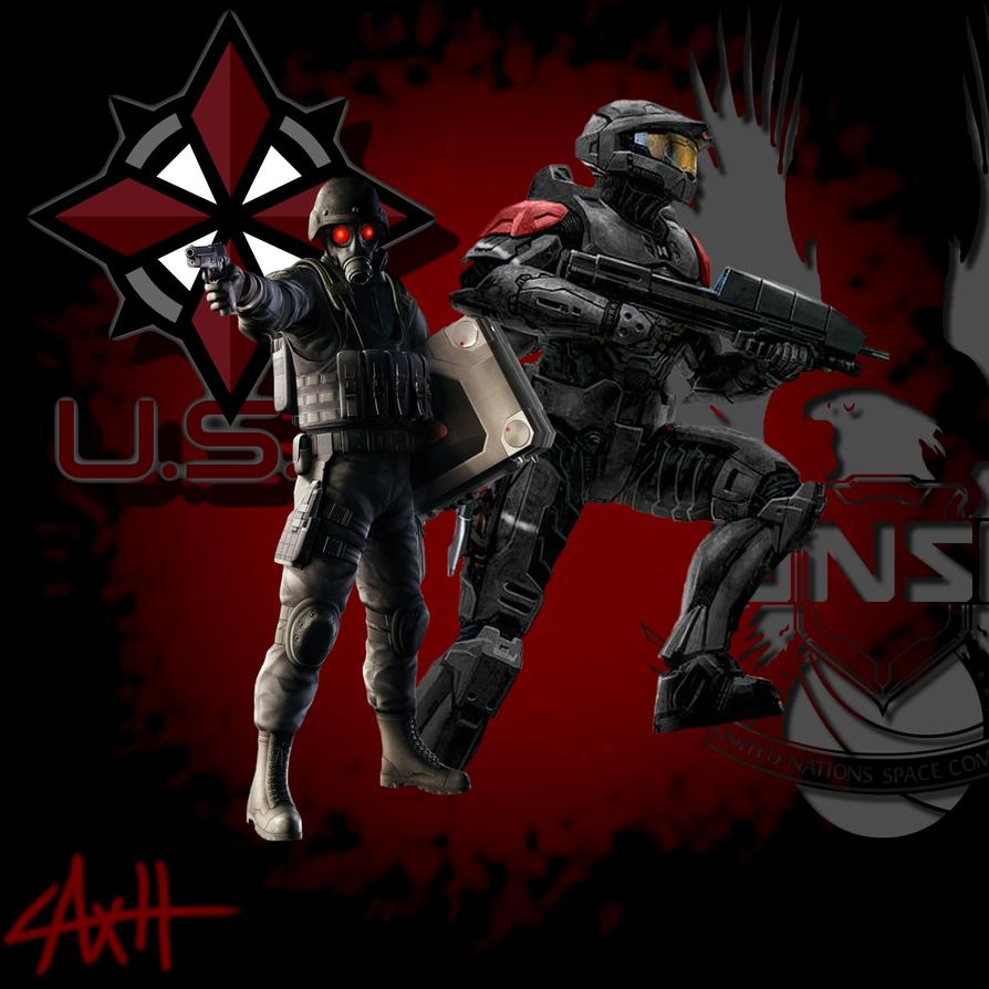 New DA ID, Heroic Evil by AxelHonoo
