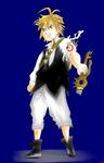 Meliodas - Nanatsu no Taizai (Test Colo)