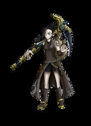 Faye - Original Character by Knighty2301