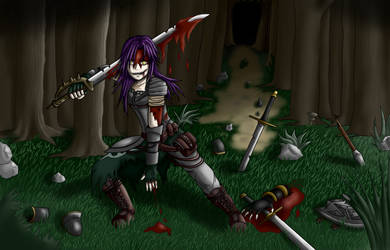 Paradigme Artwork - Lauren's Last Stand by Knighty2301