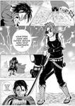Manga - Asch VS Hilda #1