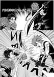 Manga - Asch VS Hilda #2