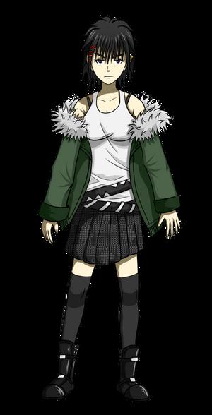 Ichika - Original Character
