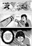 Manga - Asch VS Hilda #3