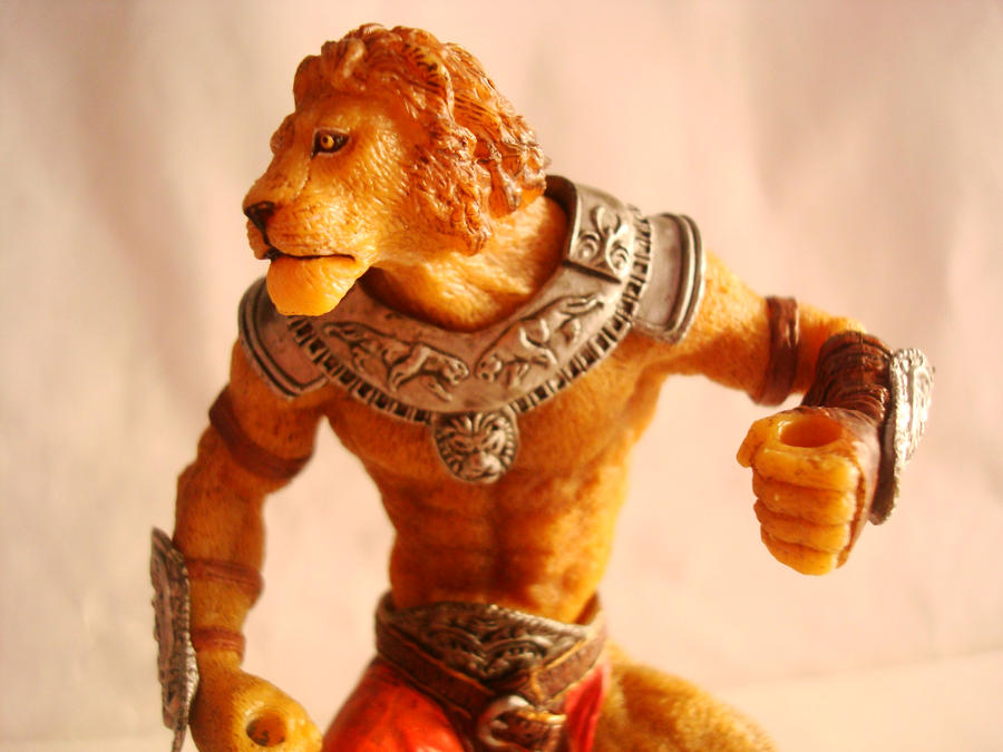 Deviantart Lion Warrior: Lion Warrior PAPO 2 By DARK-OZARINSTIN On DeviantArt