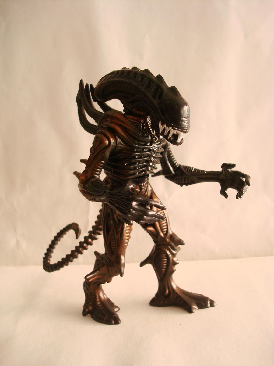 scorpion alien