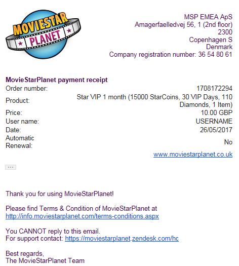 🌱 Moviestarplanet codes for vip 2019 | MovieStarPlanet Hack