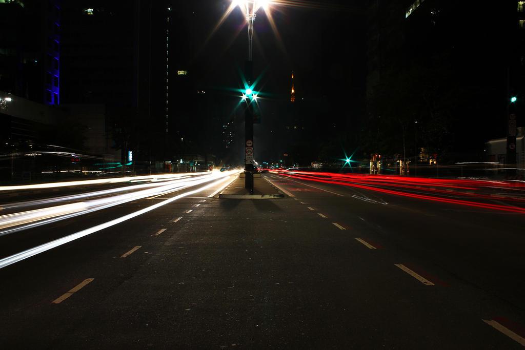 Avenida Paulista - Long Exp