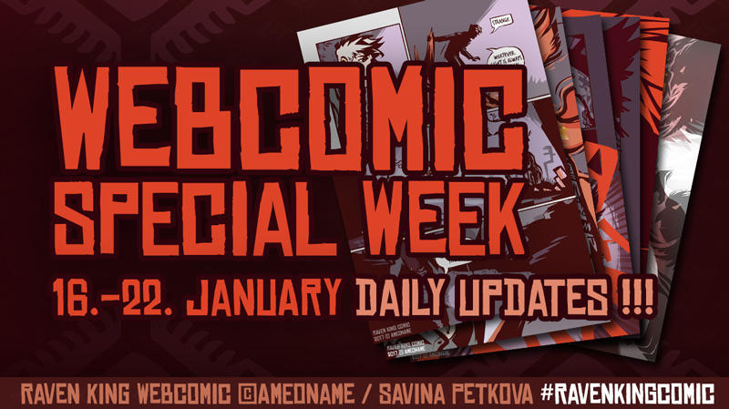 specialWeekAnnouncement by ameoname