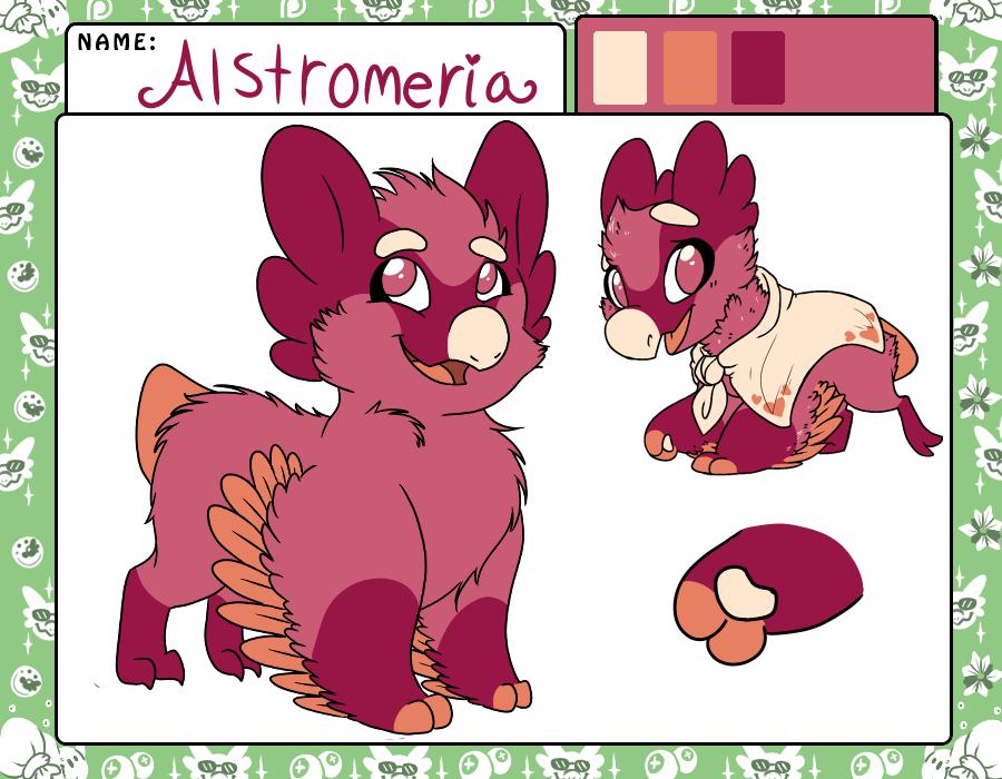 [Wyngro] Alstromeria Application