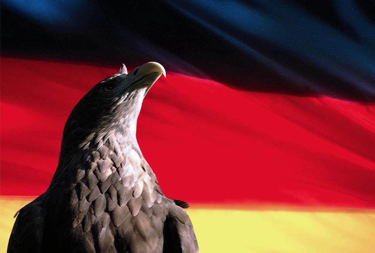 German flag by LifeRhythm on DeviantArt