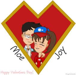 Moe X Joy (Valentines Day)