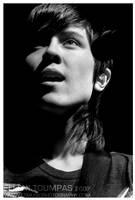 Tegan and Sara at the Tivoli 1 by ellenitoumpas