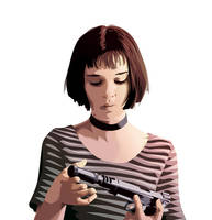 Matilda from The Professional by carlitosnohacesurf